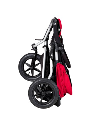 Silla Swift roja de Mountain Buggy